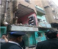 محافظ القاهرة :تشكيل لجنة هندسية لفحص العقارات المجاورة لمسكن الشرابية المنهار
