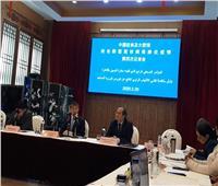 سفير الصين بالقاهرة: تقدير بالغ لاستمرار الدعم المصري لنا