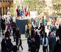 الجامعة الأمريكية بالقاهرة تختتم احتفالها ببدء مئويتها الثانية