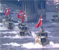 مناورات بحرية روسية في البحر الأسود بهدف التدريب على مواجهة عدو محتمل