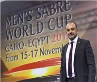 غدا.. انطلاق كأس العالم لسلاح الشيش بالقاهرة بمشاركة 16 مصريًا