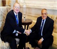 """""""العربية للتصنيع"""" و""""الوطنية للعلوم البيلاروسية"""" توقعان اتفاقا للتعاون في المجالات العلمية والتكنولوجية"""