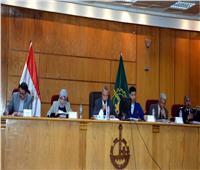 محافظ القليوبية: اجتماع موسع لمتابعة مشروعات المياه والصرف الصحي