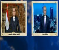 مصطفي بكري : السيسي أول من حذر من تداعيات الإرهاب من علي منبر الأمم المتحدة.. فيديو