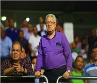 السوبر المصري| مرتضى منصور يكشف رسالته للاعبي الزمالك بين الشوطين