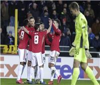 فيديو| «مارسيال» يقود مانشستر يونايتد لتعادل ثمين من أرض بروج