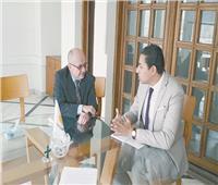 سفير قبرص في أول حوار: القاهرة ونيقوسيا بداية لربط أوروبا مع أفريقيا كهربائيًا