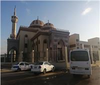 صور| مسجد العلي القدير في بورسعيد قبل افتتاحه
