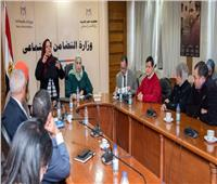 «التضامن» تعد قاعدة بيانات لذوي الإعاقة من الصم وضعاف السمع في مصر