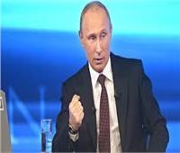 بوتين يعرب عن أمله في إبرام اتفاق مع الرئيس الأوكراني