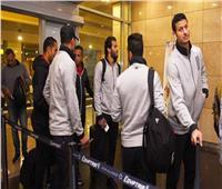 السوبر المصري| الأهلي يصل إلى القاهرة قادما من الإمارات