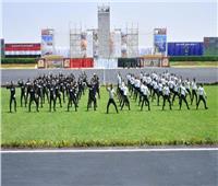 أكاديمية الشرطة تستقبل عددا من الطلاب الأفارقة بأكاديمية النقل البحري