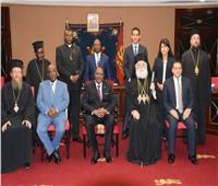 رئيس مالاوي يشكر «السيسي» لإنجازات مصر خلال رئاستها للاتحاد الأفريقي