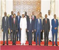 السودان يعبر محنته.. رئاسة مصر للاتحاد الإفريقي ساهمت في الحفاظ على كيان الدولة