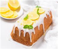 حلو اليوم.. «كيكة الليمون»