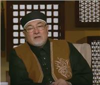 فيديو  خالد الجندي يوضح حكم تربية الكلاب في المنازل