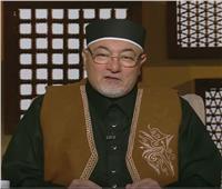 فيديو  خالد الجندي: مدعو السلفية لم يتعلموا الأدب وعفة اللسان من النبي