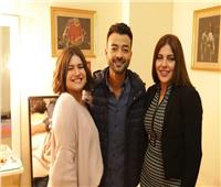 أماني كمال تشارك هيثم شاكر في بطولة «حب عمري»