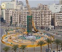 ترميم دقيق لمسلة ميدان التحرير تمهيدًا للافتتاح