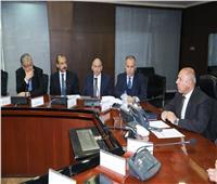 «الوزير» يتابع موقف إنشاء المحطة متعددة الأغراض بميناء الإسكندرية