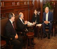 «القصير» ورئيس البرلمان الشيلي يبحثان أوجه التعاون الزراعي