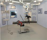 «كبسولات مغلقة».. تطوير غرف العمليات بمستشفى الأورام الجامعي في أسيوط