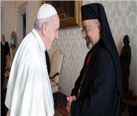 ننشر خطاب البابا فرنسيس في لقاء «المتوسط حدود سلام» في باري