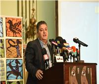 سيد فؤاد: الدورة التاسعة للأقصر مختلفة.. واحتفال خاص بمئوية الفنان فريد شوقي