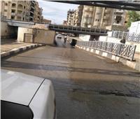 أمطار غزيرة وثلجيةتضرب قرى ومدن محافظة البحيرة