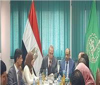 وزير التنمية يصل محافظة القليوبية لمناقشة منظومة إعادة المخلفات الصلبة