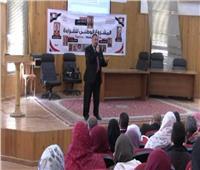 انطلاق المشروع الوطني للقراءه بمشاركة 420 مدرسةبالوادي الجديد