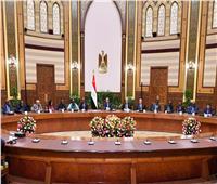 السيسي: دور المحاكم الدستورية مهم في تنمية واستقرار القارة