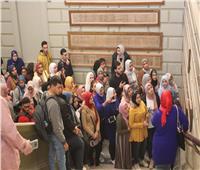مركز زاهي حواس للمصريات يختتم فاعليات دورة المتاحف والآثار