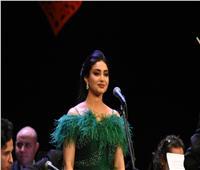 أسماء لزرق تغني للمرة الثانية في أوبرا الإسكندرية