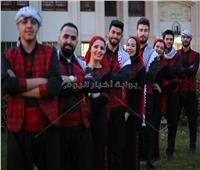 «سفارة فلسطين» تشارك فيافتتاح مهرجان ساقية الصاوي السابع عشر