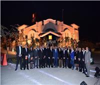 بنك القاهرة يفتتح فرعا جديدا بنادي الجزيرة في 6 أكتوبر