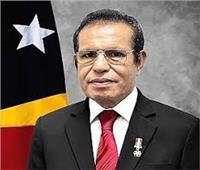 رئيس وزراء تيمور الشرقية يعلن استقالته من منصبه