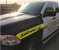 المرور تخصص رقما للإبلاغ عن أعطال أو حوادث الطرق بسبب الأمطار