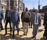 جمال طلعت «المجتمعات العمرانية» يتفقد مشروع «JANNA» بالشيخ زايد