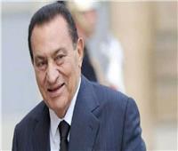 شيريهان تنعي حسني مبارك على تويتر