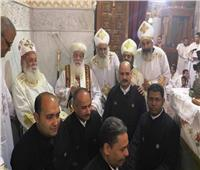 سيامة خمسة كهنة لكنائس إدفو بأسوان