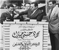 صور| «دار الأوبرا».. بصمة ثقافية خالدة للرئيس الراحل «مبارك»