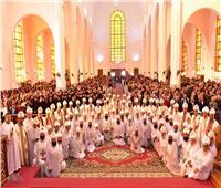 رسامة ٢٣ كاهن لكنائس الإسكندرية بيد البابا تواضروس