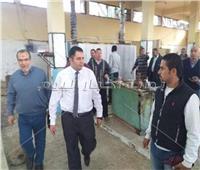 نائب محافظ القاهرة يتابع تدريب العاملين بالمركز التكنولوجي في المنطقة الشمالية