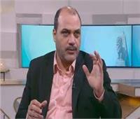 محمد الباز: مبارك قائد عسكري حمل كفنه على يده في أوقات صعبة
