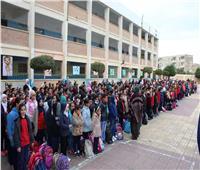أسماء المدارس التي أوقفت الدراسة غدا بسبب وفاة مبارك