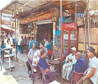 «المقاهى».. سرطان في قلب القاهرة