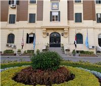 تنكيس أعلام محافظة القاهرة حدادا على وفاة الرئيس الأسبق مبارك
