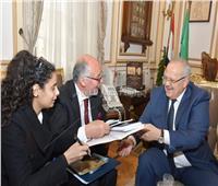 «الخشت» لرئيس البرلمان التشيلي: الجامعة حققت قفزات في التصنيفات الدولية