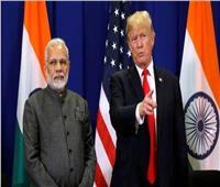 البيت الأبيض: ترامب ومودي يأملان في اتفاق تجارة أولي بين أمريكا والهند